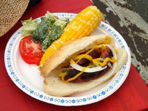Great Food at the Buck Lake Picnic